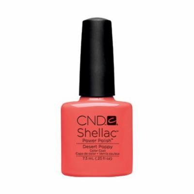 CND Shellac Nail Polish - Desert Poppy