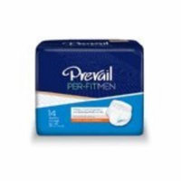 First Quality Absorbent Underwear Prevail Pull On X-Large Disposable Moderate Absorbency (#PFM-514, Sold Per Case)