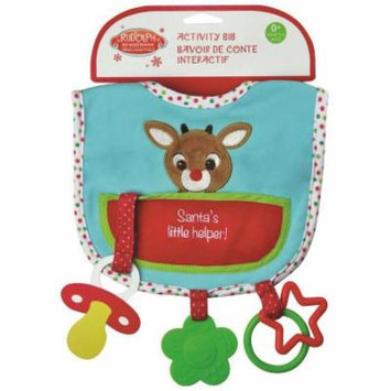 Rudolph, Bib with Features