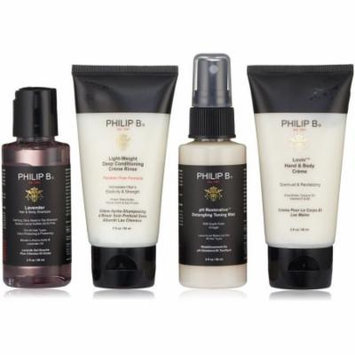 PHILIP B Travel Kit with Classic Formula Conditioner