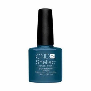 CND Shellac Nail Polish - Blue Rapture