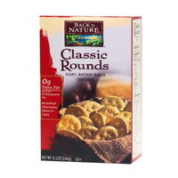 Back to Nature Classic Rounds Crackers, 8.5 oz