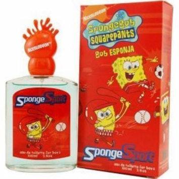 Spongebob Squarepants By Nickelodeon For Men, Eau De Toilette Spray, 3.4-Ounce Bottle