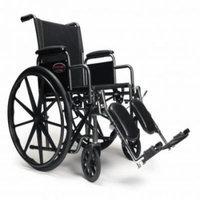 E Advantage Wheelchair - 16X16 DSK ELR - 3H010230