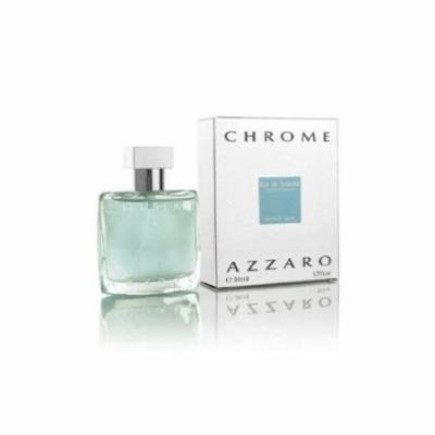 Azzaro Chrome Eau De Toilette Spray Men 1.7 fl. oz.