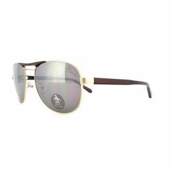 PENGUIN Sunglasses THE KENT Silver 55MM