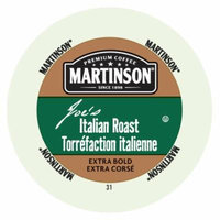 Martinson Coffee Joe's Italian Roast, RealCup Portion Pack For Keurig Brewers, 48 Count