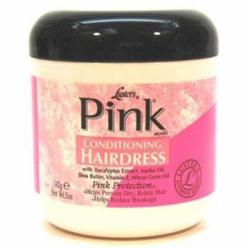 Luster's Pink Conditioner Hairdress 5 oz. Jar (Case of 6)