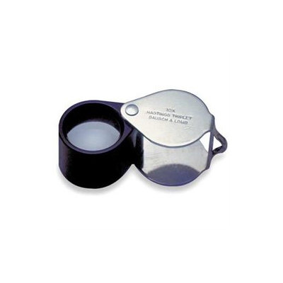 Bausch & Lomb 10x Hastings Triplet Magnifier