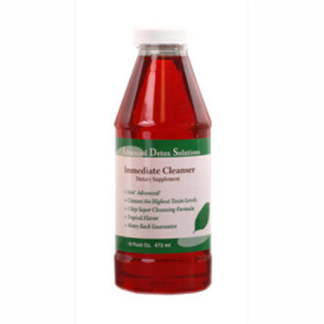Advanced Detox Solutions Immediate Cleanser 16 Fl Oz