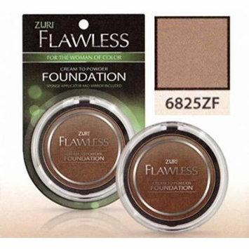 Zuri Flawless Cream to Powder Foundation - Sandstone
