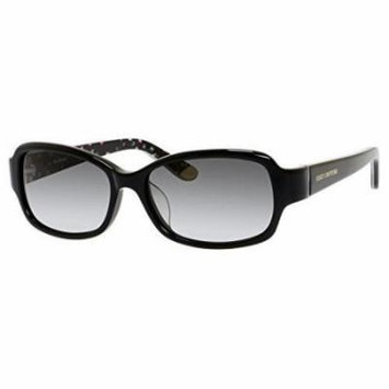 Juicy Couture Sunglasses Female 555/F/S - Black Floral - 55MM