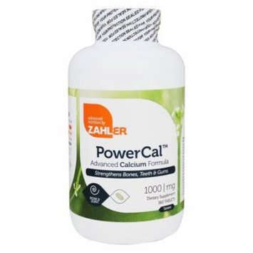 Zahler - PowerCal 1000 mg. - 360 Tablets