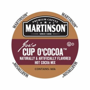 Martinson Hot Chocolate Hot Cocoa, RealCup Portion Pack For Keurig Brewers, 72 Count