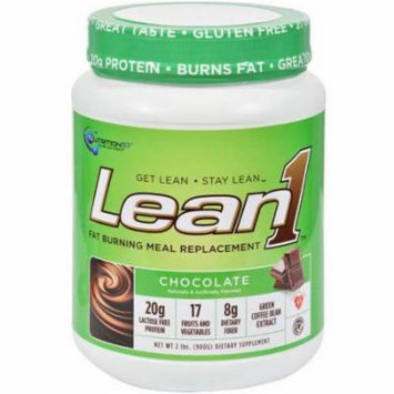Nutrition53 Lean1 Chocolate Shake Mix, 2 lb, (Pack of 1)