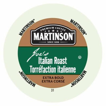 Martinson Coffee Joe's Italian Roast, RealCup Portion Pack For Keurig Brewers, 72 Count