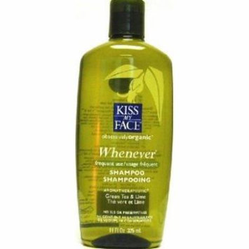 Shampoo Whenever 11 Ounces (Pack of 6)