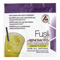 AjiPure - Fusil 100% All Natural Amino Acid Supplement Lemon Flavor - 0.19 oz.