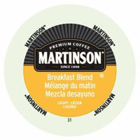 Martinson Coffee Breakfast Blend, RealCup Portion Pack For Keurig Brewers, 48 Count