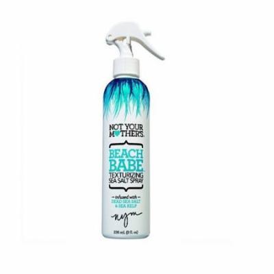 Not Your Mother's Beach Babe Texturizing Sea Salt Spray, 8 Ounce