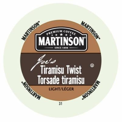 Martinson Coffee Tiramisu Twist, RealCup Portion Pack For Keurig Brewers, 96 Count