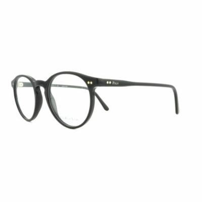 POLO Eyeglasses PH 2083 5001 Black 46MM