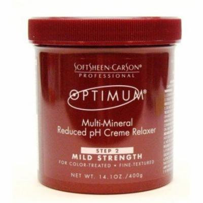 Optimum Care Multi-Mineral Relaxer Mild 14.1 oz. Jar (3-Pack) with Free Nail File