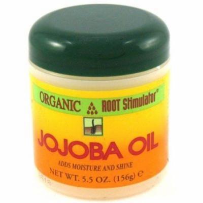 Organic Root Stimulator Jojoba Oil 5.5 oz. (3-Pack) with Free Nail File