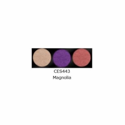 (3 Pack) L.A. COLORS 3 Color Eyeshadow - Magnolia