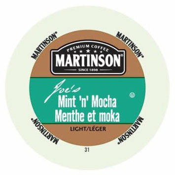 Martinson Coffee Mint 'N' Mocha, RealCup portion pack for Keurig K-Cup Brewers, 24 Count