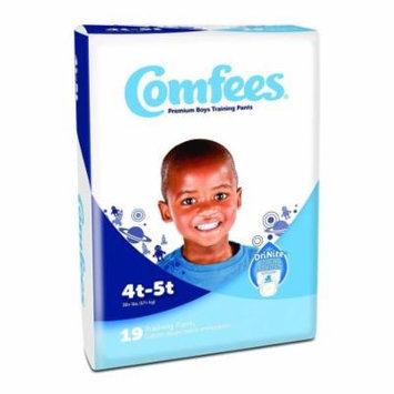 ATTENDS Youth Training Pants Comfees Pull On 4T-5T Disposable (#CMF-B4, Sold Per Bag)