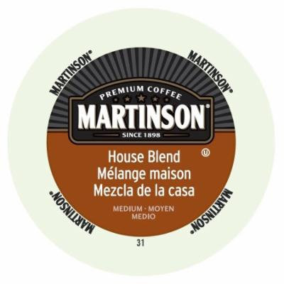 Martinson Coffee House Blend, RealCup Portion Pack For Keurig Brewers, 144 Count