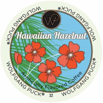 Wolfgang Puck Hawaiian Hazelnut, RealCup Portion Pack For Keurig Brewers, 192 Count