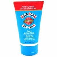 Gold Bond Foot Cream Triple Action 4 oz.