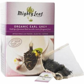 Mighty Leaf Tea Organic Earl Grey Tea, 15 count, 1.32 oz