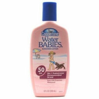 Coppertone Waterbabies SPF #50 Lotion 8 oz. (Case of 6)