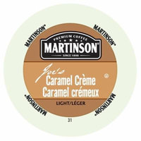 Martinson Coffee Caramel Crème, RealCup Portion Pack For Keurig Brewers, 72 Count