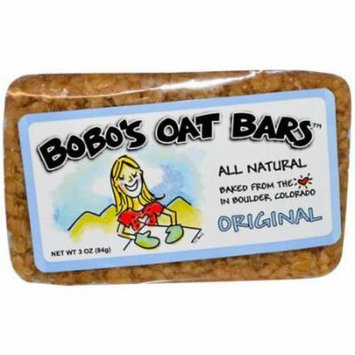 Bobo's Oat Bars Original Bar, 1.3 oz, (Pack of 6)