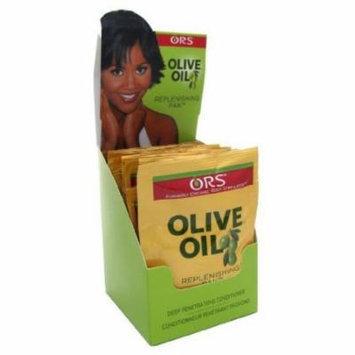 Organic Root Stimulator Olive Oil Replenishing Pack 1.75 oz. (Pack of 12) (Pack of 3)