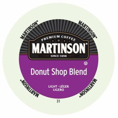 Martinson Coffee Donut Shop, RealCup Portion Pack For Keurig Brewers, 144 Count