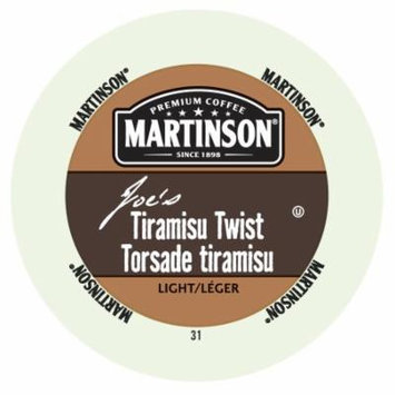 Martinson Coffee Tiramisu Twist, RealCup Portion Pack For Keurig Brewers, 72 Count