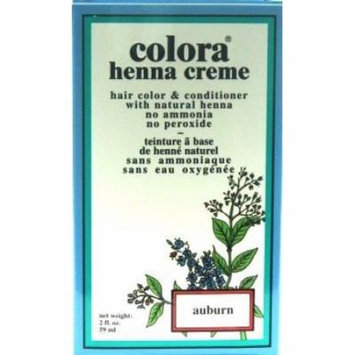 Colora Henna Creme Auburn 2 oz. (Case of 6)