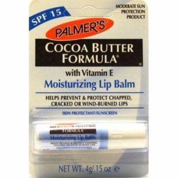 Palmers Cocoa Butter Lip Balm SPF #15 (Pack of 12) # 4220