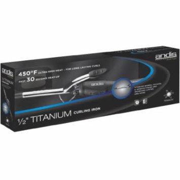 Andis Titanium Curling Iron .5