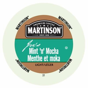 Martinson Coffee Mint 'N' Mocha, RealCup Portion Pack For Keurig Brewers, 48 Count