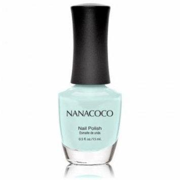 Nanacoco Nail Polish I Got You Babe (6 Pieces)Green Blue