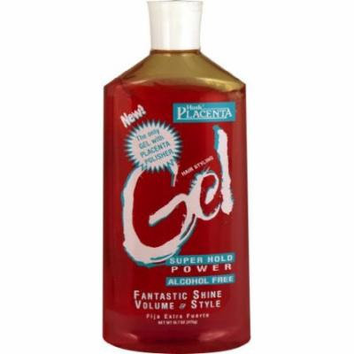 Hask Placenta Styling Gel 16 oz. (Pack of 6)