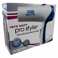 Conair Dryer 1875 Watt PRO Styler White (Case of 6)