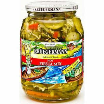 Kruegermann Hot Fiesta Mix (32 floz)