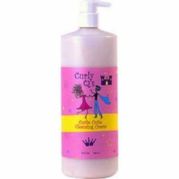 Curls Curly Q's Curlie Cutie Cleansing Cream, 32 oz.